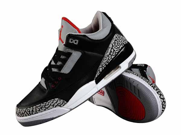 the latest fe533 09b32 air 6 flight ,Nike AIR Jordan 3 Femme Noir Ciment Gris