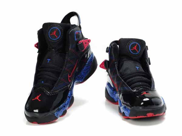 nouveau style 1188e ca66c nike air fille taille 35,Nike Air Jordan 6 Rings Enfant Noir ...